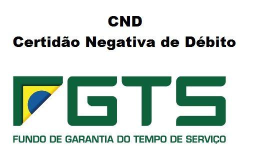 Como consultar CND FGTS