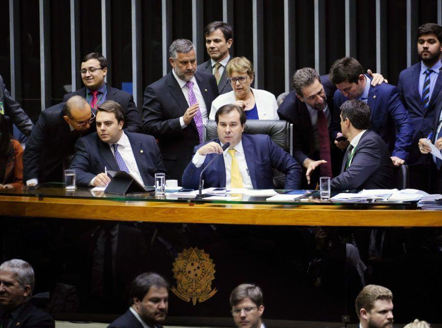 Câmara Aprova MP da Liberdade Econômica