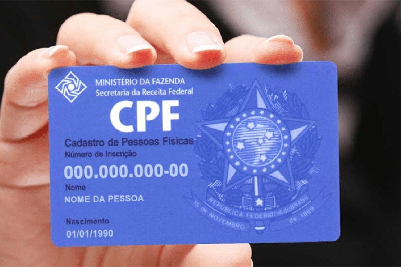 Veja como regularizar CPF